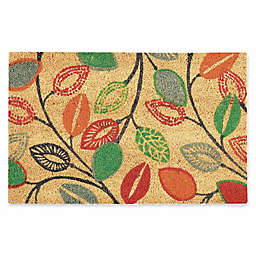 Nourison Waverly Greetings Leaflet Door Mat