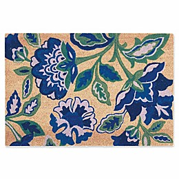 Nourison Waverly Greetings Katia Work Door Mat