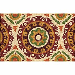 Nourisson Waverly Greetings Solar Flair Indoor/Outdoor Accent Rug