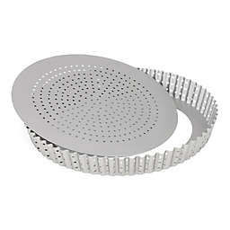 Patisse Round Perforated Quiche Pan