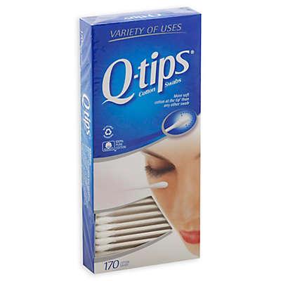 Q-Tips® 170-Count Cotton Swabs