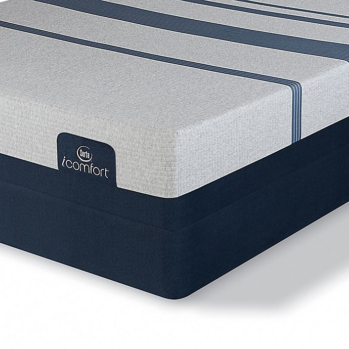 Alternate image 1 for Serta® iComfort® Blue 500 Plush Full Mattress Set