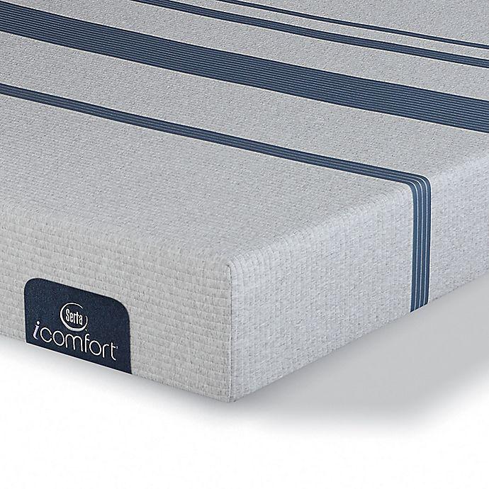 Alternate image 1 for Serta® iComfort® Blue 100 Gentle Firm King Mattress