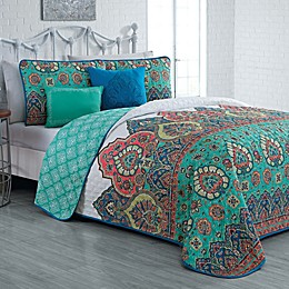 Avondale Manor Livia Reversible Quilt Set