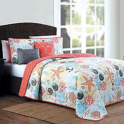 Heritage Bay Belize Reversible Quilt Set