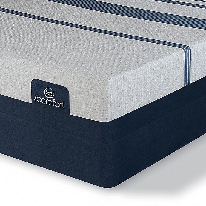 Alternate image 1 for Serta® iComfort® Blue 300 Firm Queen Mattress Set