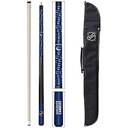NHL Vancouver Canucks Billiard Cue Stick and Case Set