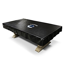NHL Vancouver Canucks 8-Foot Deluxe Pool Table Cover