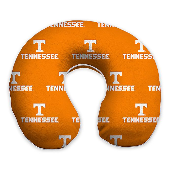 Alternate image 1 for University of Tennessee Memory Foam Neck Pillow