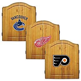 NHL Dart Cabinet Set Collection