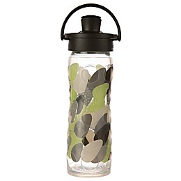 Lifefactory® 16 oz. Glass Water Bottle with Flip Cap