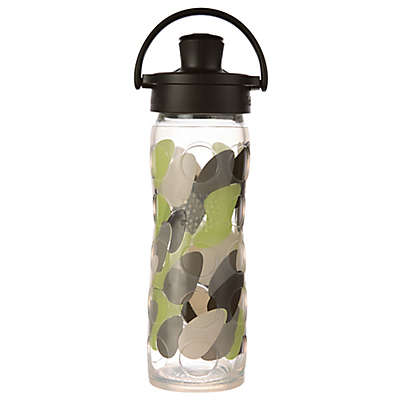 Lifefactory® 16 oz. Glass Water Bottle with Flip Cap