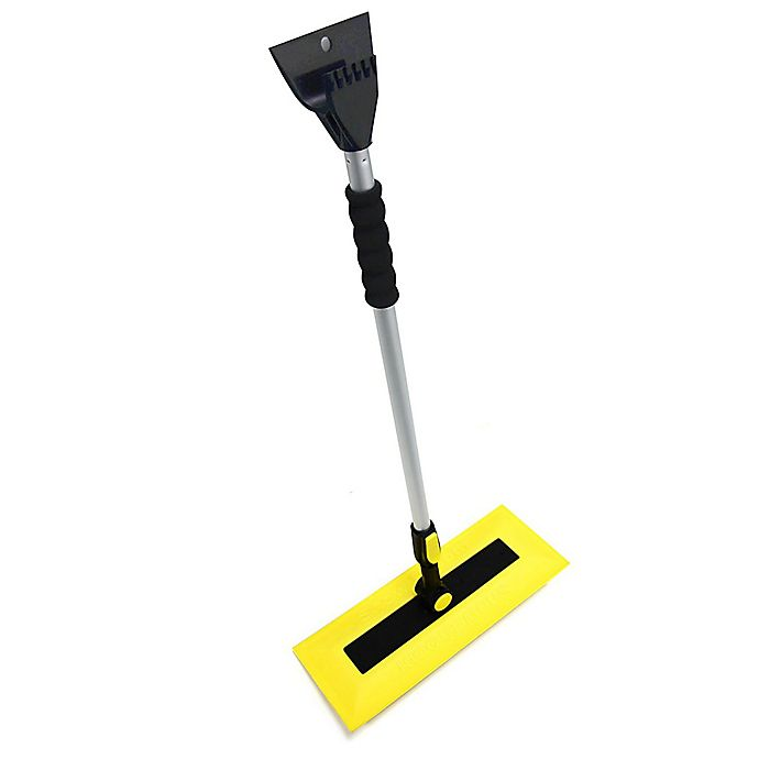 Alternate image 1 for Arctic X 51-Inch Telescoping Snow Broom