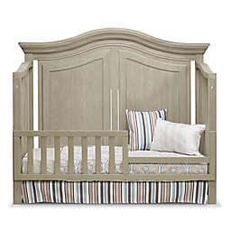 Sorelle Model 136 Toddler Guard Rail in Heritage Fog