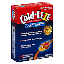 Cold-Eeze® 18-Count Zinc Lozenges in Honey Lemon