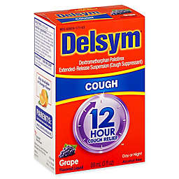 Delsym® 3 fl. oz. 12-Hour Liquid Cough Relief in Grape Flavor
