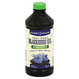Nature's Reward 16 fl. oz. 100% Pure Blackseed Oil