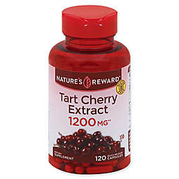 Nature's Reward™ 120-Count 1200 mg Tart Cherry Extract Quick Release Capsules