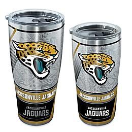 Tervis® NFL Jacksonville Jaguars Edge Stainless Steel Tumbler with Lid