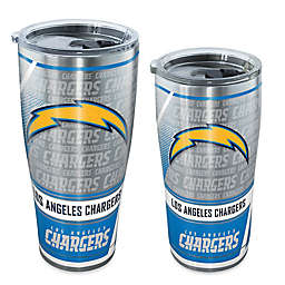 Tervis® NFL Los Angeles Chargers Edge Stainless Steel Tumbler with Lid