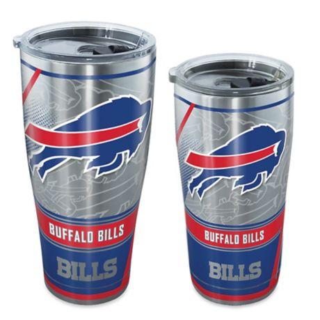 Tervis 174 Nfl Buffalo Bills Edge Stainless Steel Tumbler