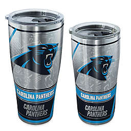 Tervis® NFL Carolina Panthers Edge Stainless Steel Tumbler with Lid