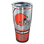 Tervis® NFL Cleveland Browns 30 oz. Edge Stainless Steel Tumbler with Lid