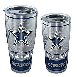 Tervis® NFL Dallas Cowboys Edge Stainless Steel Tumbler with Lid