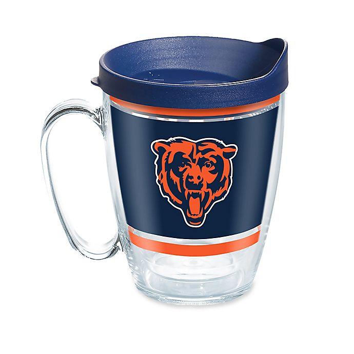 Alternate image 1 for Tervis® NFL Chicago Bears Legend 16 oz. Wrap Mug with Lid