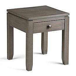 Simpli Home Cosmopolitan End Side Table