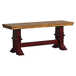 iNSPIRE Q® Marigold Hill Bench in Red