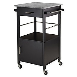 Winsome Trading Davenport Kitchen Cart