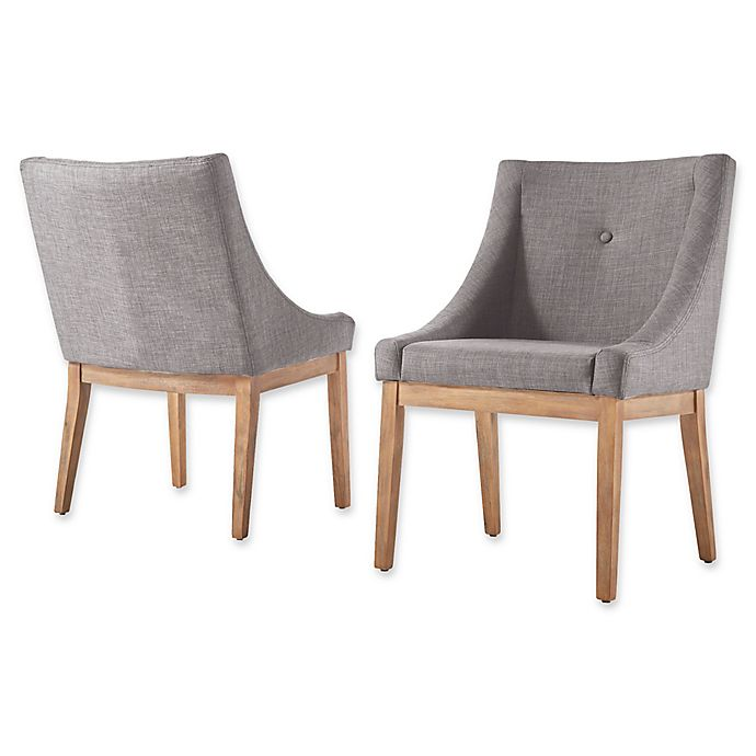 iNSPIRE Q® Astoria Dining Chairs (Set of 2) | Bed Bath ...