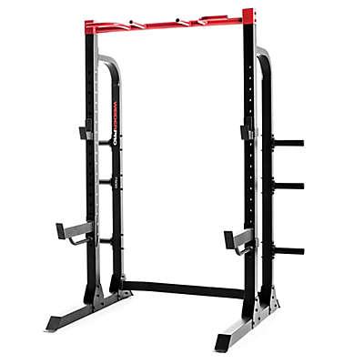 Weider® Pro 7500 Half Rack Home Gym in Black