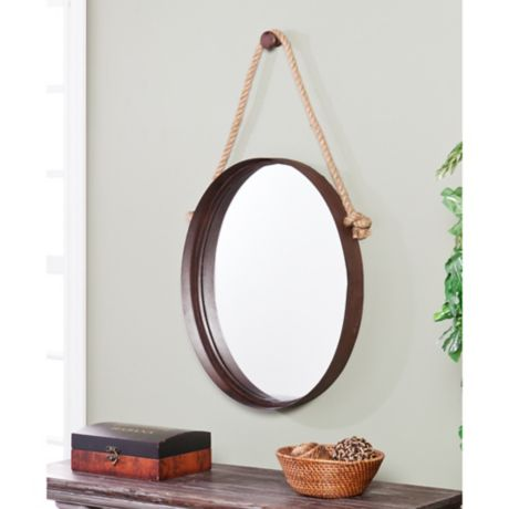 Southern Enterprises Melissa 20 5 Inch X 38 5 Inch Oval Wall Mirror Bed Bath Beyond