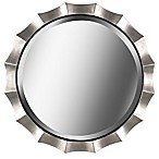 Kenroy Home Chorale 34-Inch Round Wall Mirror