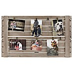 8-Opening Pallet Collage Frame with Clips