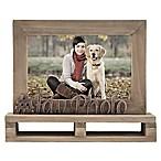 Fav Photo  Decorative Wood and Metal Frame