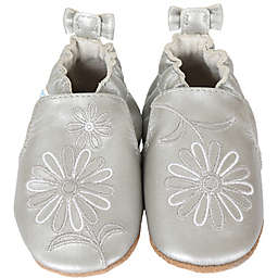 Robeez® Metallic Mist Shoe in Silver