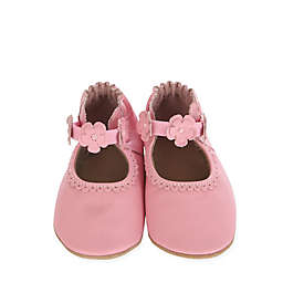 Robeez Claire Mary Jane Shoe in Pink
