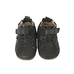 Robeez First Kicks Asher Athletic Sneaker in Black