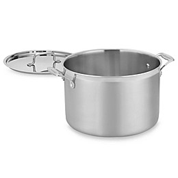 Cuisinart® MultiClad Pro Triple-Ply Stainless Stock Pot with Lid