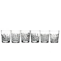 Waterford® Lismore Connoisseur Heritage Double Old Fashioned Glasses (Set of 6)