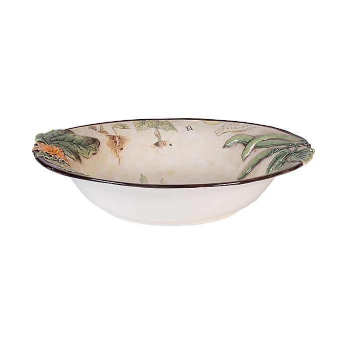 Alternate image 1 for Fitz and Floyd® Fattoria Serving Bowl