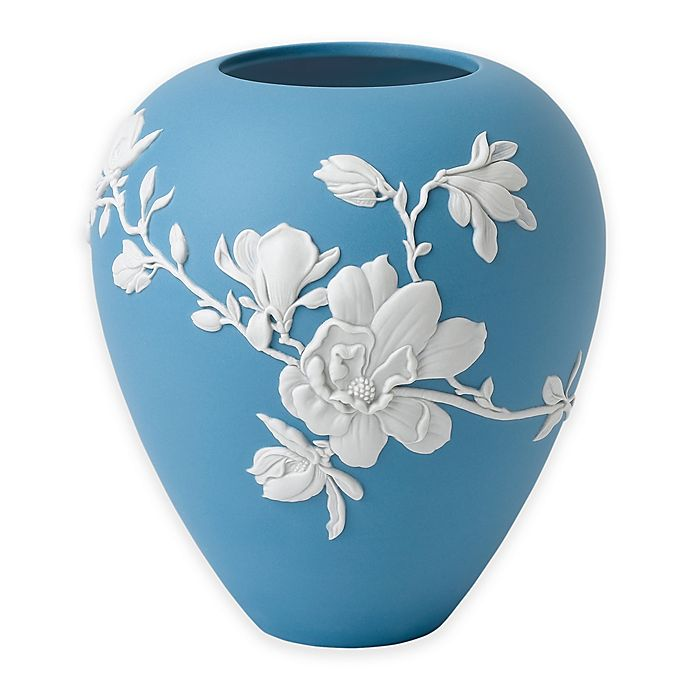 Alternate image 1 for Wedgwood® Magnolia Blossom 7-Inch Vase