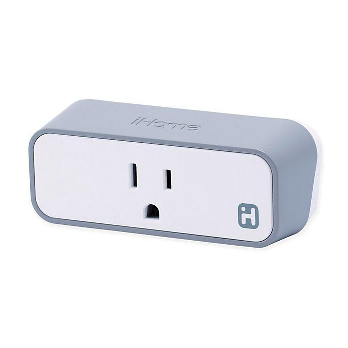 Alternate image 1 for iHome® Control Smart Plug