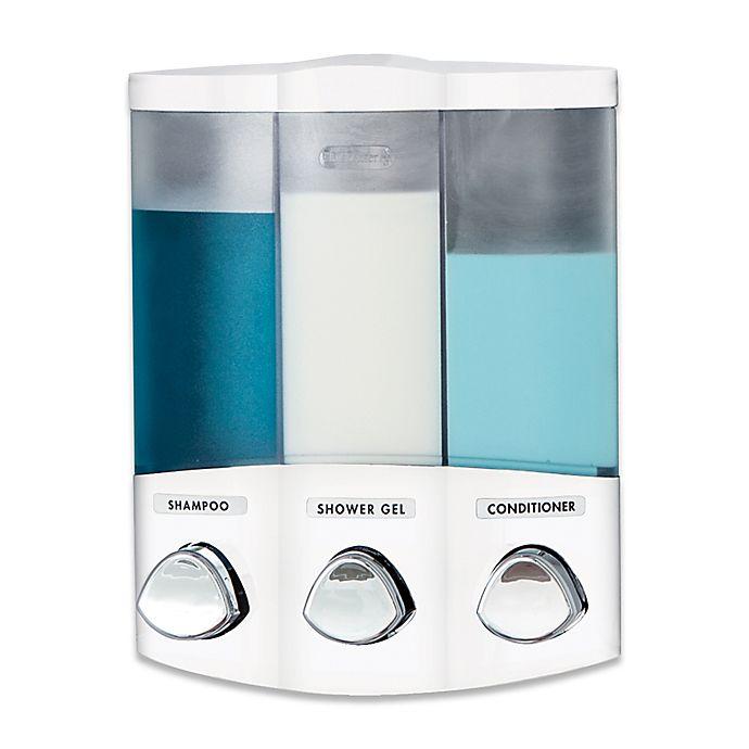 Alternate image 1 for Clear Choice Shower Dispenser