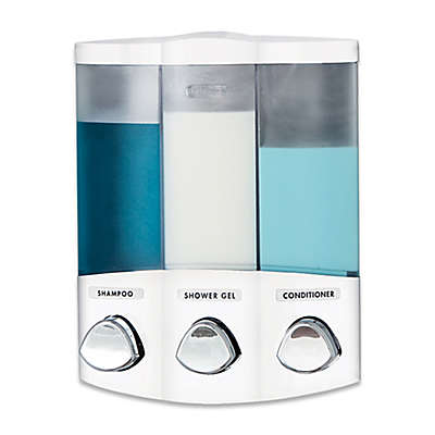 Clear Choice Shower Dispenser