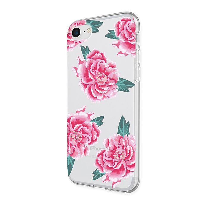 Alternate image 1 for Incipio® Fleur Rose-Patterned Design Series iPhone 7 Case