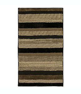 Mohawk Home® Farmhouse Mirage Tapete decorativo, 45.72 x 81.28 cm en negro nogal